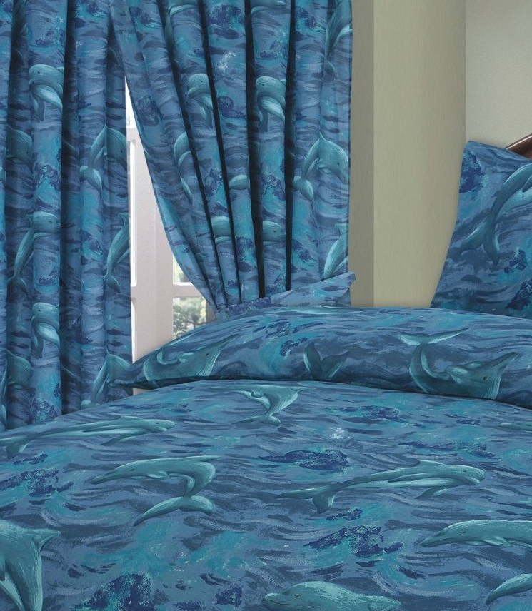 Dolphin Complete Bedding Set From Century Textiles