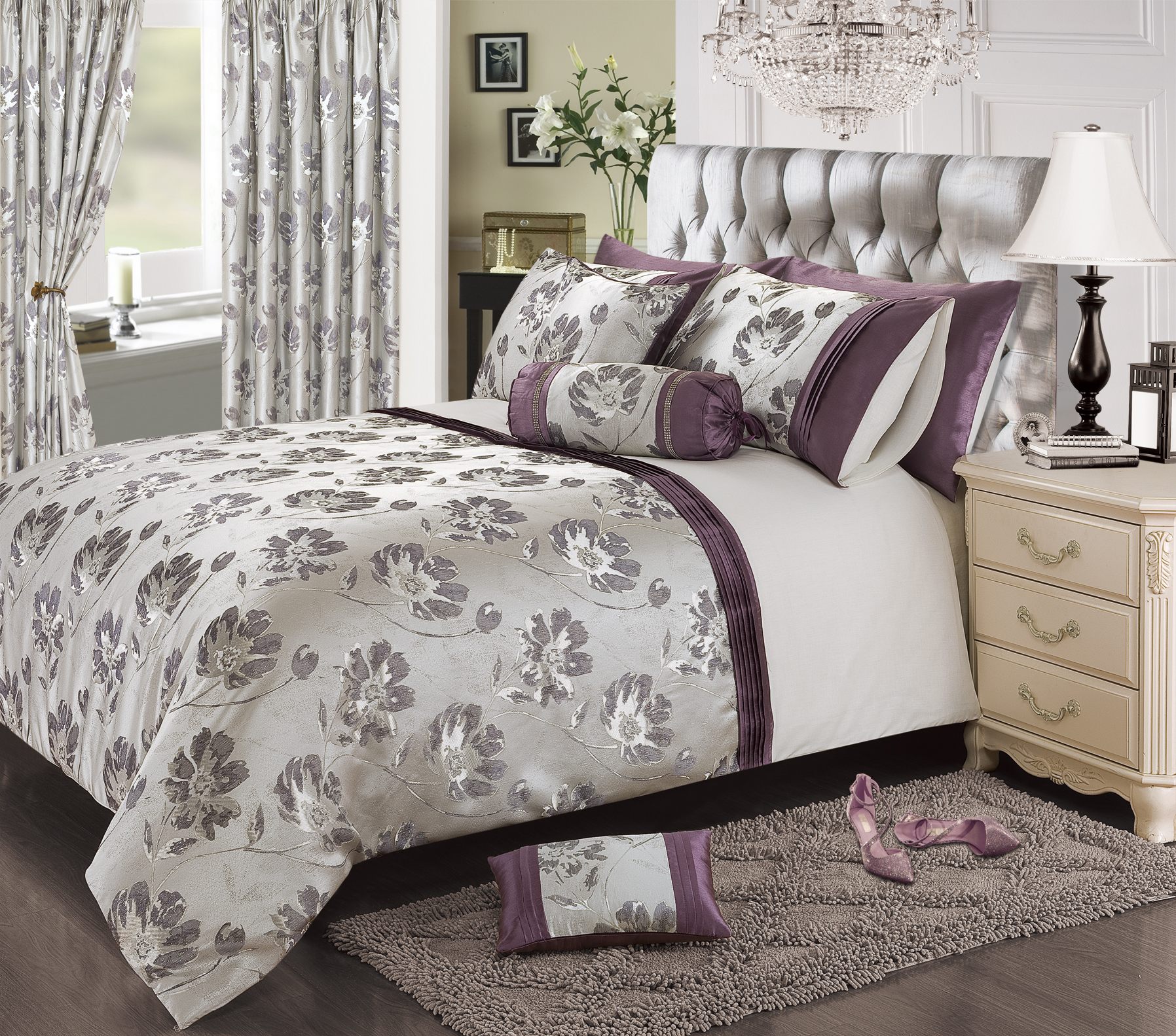 Panache Duvet Cover Set From Century Textiles