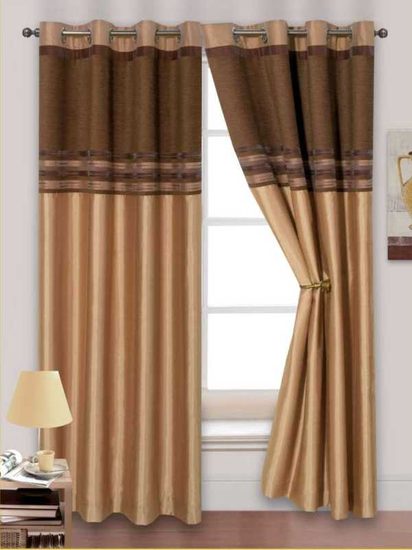 Renatta Faux Silk Amp Chenille Eyelet Curtains From Century