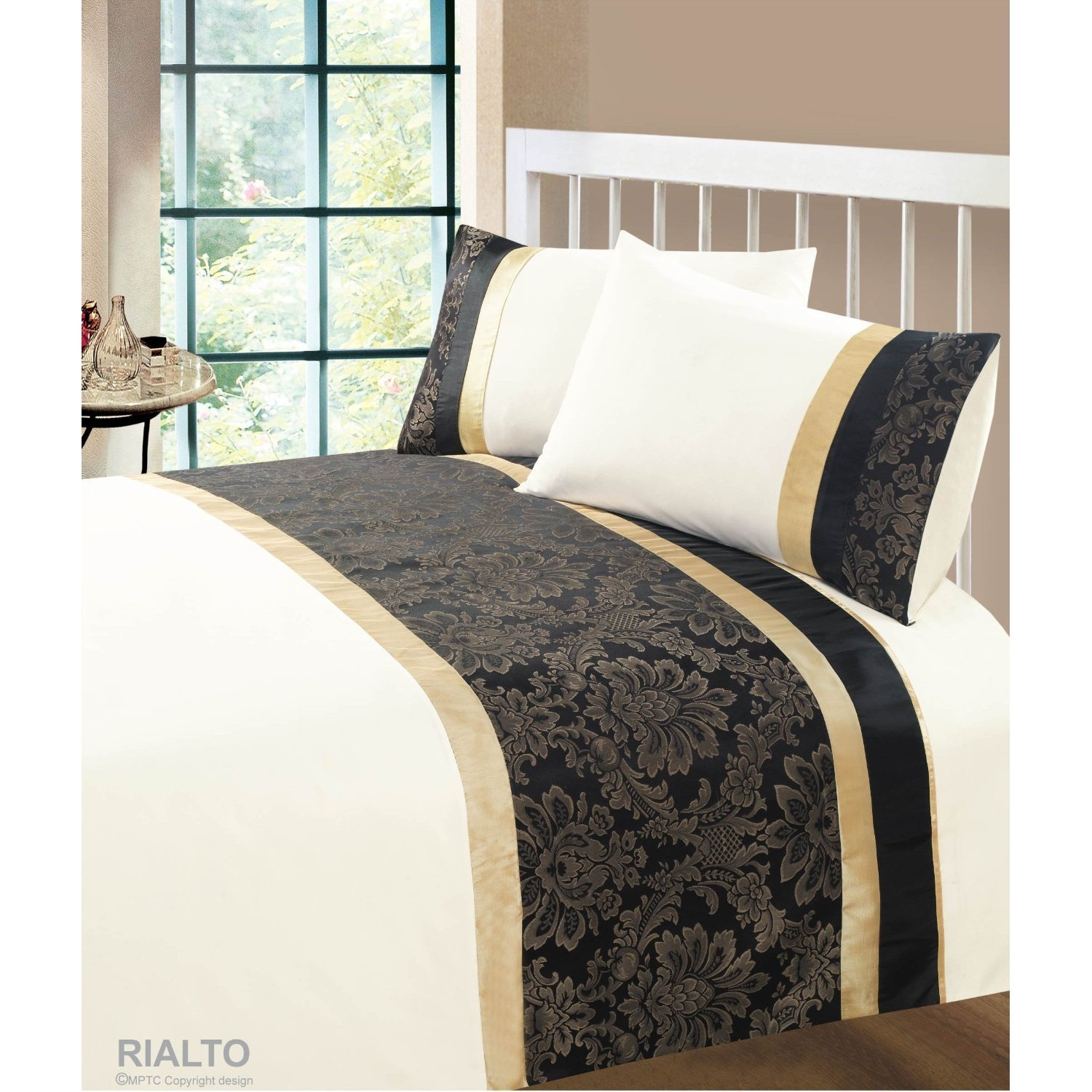 Rialto Duvet Cover Set From Century Textiles