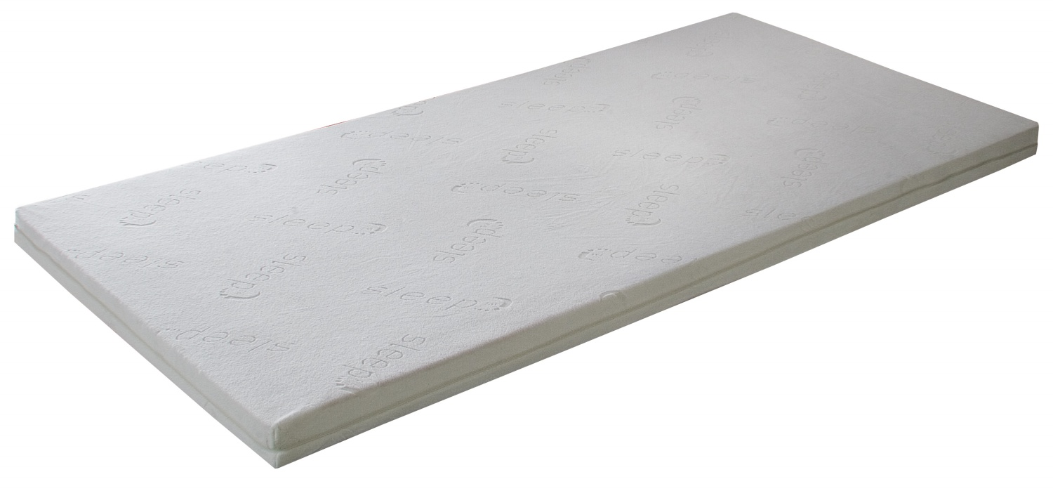2 Memory Foam Mattress Topper From Century Textiles