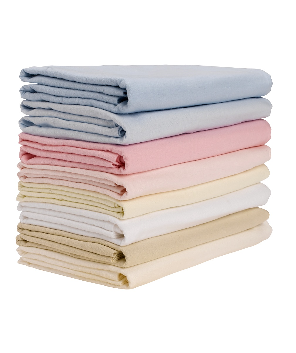 Flannelette Fitted Sheets From Century Textiles