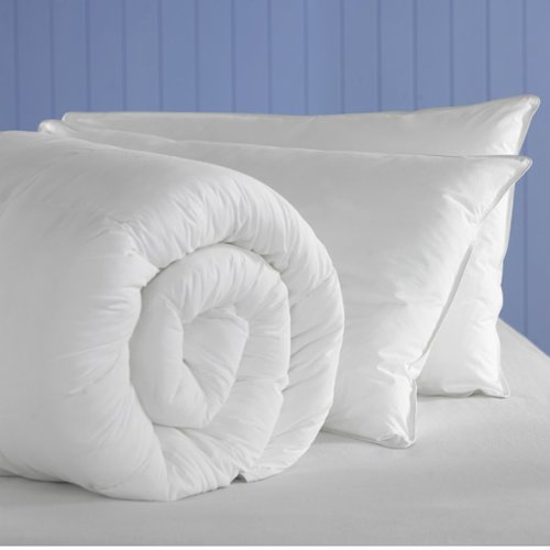 Satin Pillowcase Allergies: Microfibre Soft As Down Duvets From Century Textiles